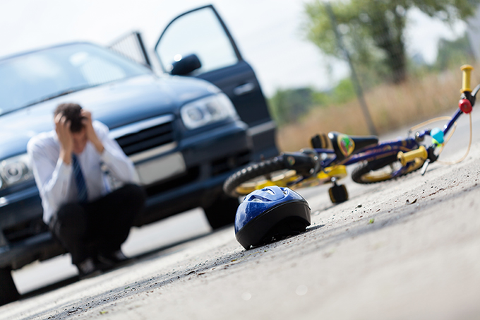 Car Accident Causing Injury